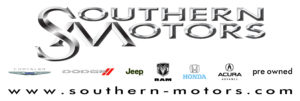 southern motors all stores logo